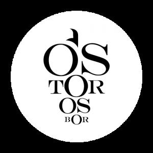 Ostoros bor logó
