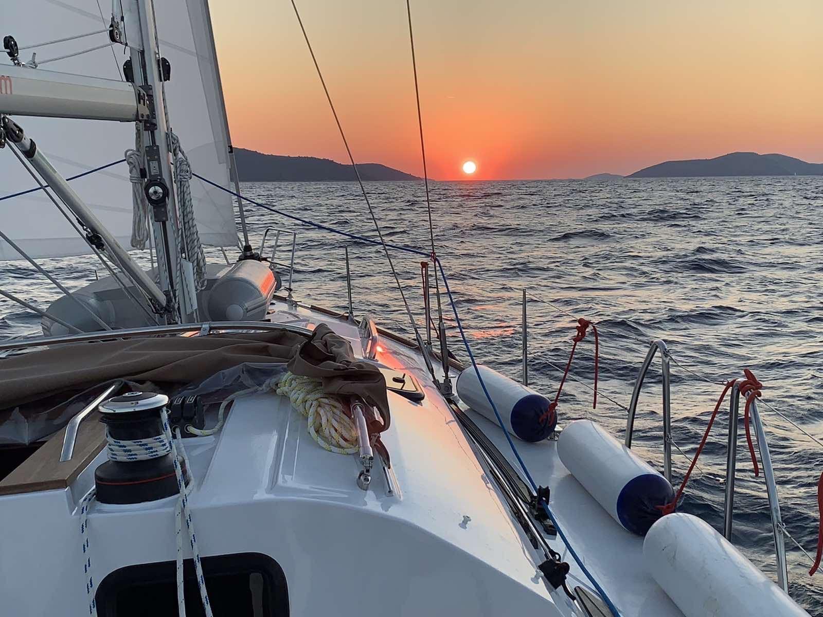 BizLounge vitorlás túra Horvátország